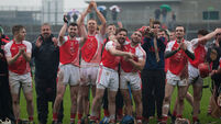 All-Ireland Club JHC final: Mayfield aim to play it cool as excitement builds
