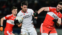 Tyrone v Derry - Bank of Ireland Dr. McKenna Cup Final