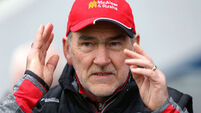 Tyrone chairperson insists board backing Mickey Harte