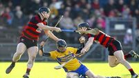 Ballygunner get to grips with Sixmilebridge in one point win