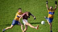 Kevin  Walsh's Galway cruise past Clare