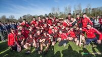 Memorable win for St Augustine's