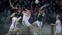 Defiant Mayo not letting go
