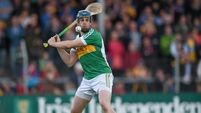 James Dempsey may not be part of Offaly plans for 2018
