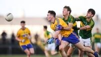 Kerry pushed all the way by Roscommon
