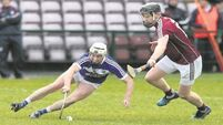 Ruthless Galway unload pain on Laois