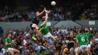 Kernan cries foul over 'diabolical' refereeing