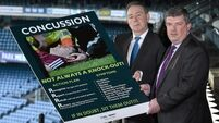 Dr Kevin Moran: Video replay could ease concussion dilemma