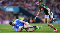 Mick Bohan: Celtic Cross will ease Jack McCaffrey's cruciate woe