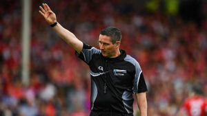 Referees can shine or shrink in the September spotlight