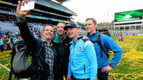 Tomás Quinn on the moment Jim Gavin had to decide: stick or twist