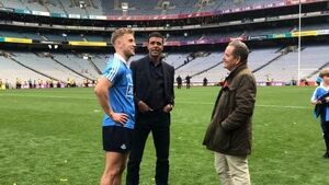 Unbelievable, Jeff: Kammy blown away by Croke Park experience
