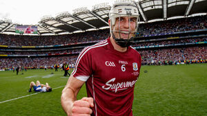 Cyril Farrell tips Joe Canning for hurler of the year but rues Gearóid McInerney omission
