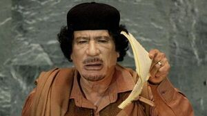 Gaddafi had secret stock of chemical weapons