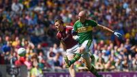 Which Mayo player is capable of marking Kieran Donaghy?