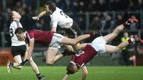 Battle-hardened Slaughtneil show their character again