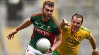 Seamie O'Shea: Mayo now peaking for Kerry challenge