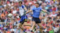 Dublin hammer home dominance of top four against Monaghan