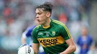 Kerry's David Clifford won't go straight to top