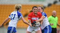 Eimear Scally edges Cork home