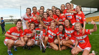 John Cleary's Cork starlets complete three in a row
