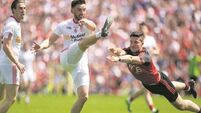 Quality will prevail says former Tyrone player Joe McMahon