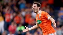 'This is where we want to be' says Armagh's Jamie Clarke