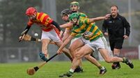 'If the seniors did win, it'd be the icing on the cake' for Blackrock's hurlers