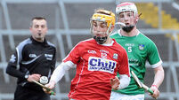 Cork run riot over 14-man Limerick