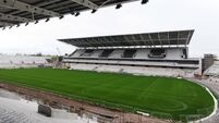 Páirc Uí Chaoimh will be 'European stadium pitch standard'