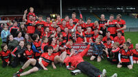 Jack English to the rescue in Adare's shock win