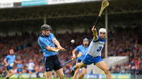 Boost for Dublin hurlers as David 'Dotsy' O'Callaghan ready to make return