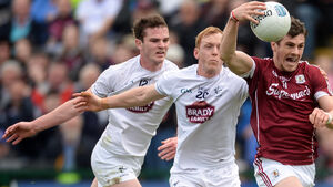 Galway make the great leap with victory over Kildare