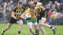 Classy Corofin far from finished