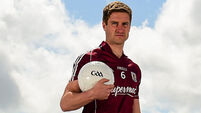 Gary O'Donnell looking forward to long summer for Galway