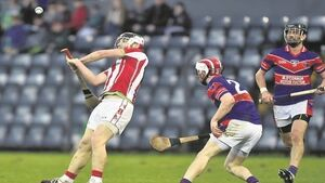 Paudie O'Sullivan's point booked the replay, but postponed the stag
