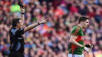 Mayo's Lee Keegan accepts Dublin's 'campaign' may have worked