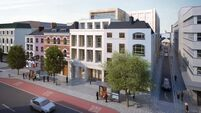450-job boost for Cork's business boulevard with new office block