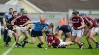Galway power on as 14-man Dubs drubbed