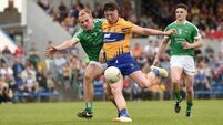 Clare nearly blown off course by Limerick