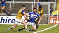 Laois blow Longford away in clinical six-minute spell