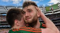 Aidan O'Shea won't look back as Mayo search for Holy Grail