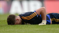 Tipperary sweating it for Evan Comerford referee report