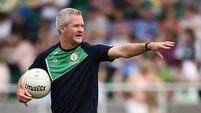 Second-tier competition way to go, says London boss Ciarán Deely