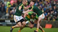 New-look Donegal on an upward trajectory