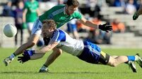 Monaghan spread the load