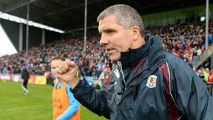 Galway keep one eye on Mayo