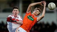 Fixtures backlog puts pressure on Derry U21s