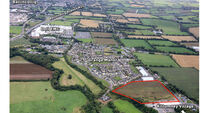 Ready to go residential site near Ballincollig on the market