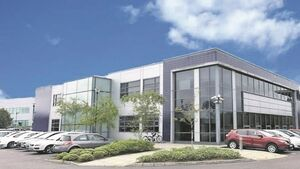 New unit in Cork Airport Business Park fresh to the market